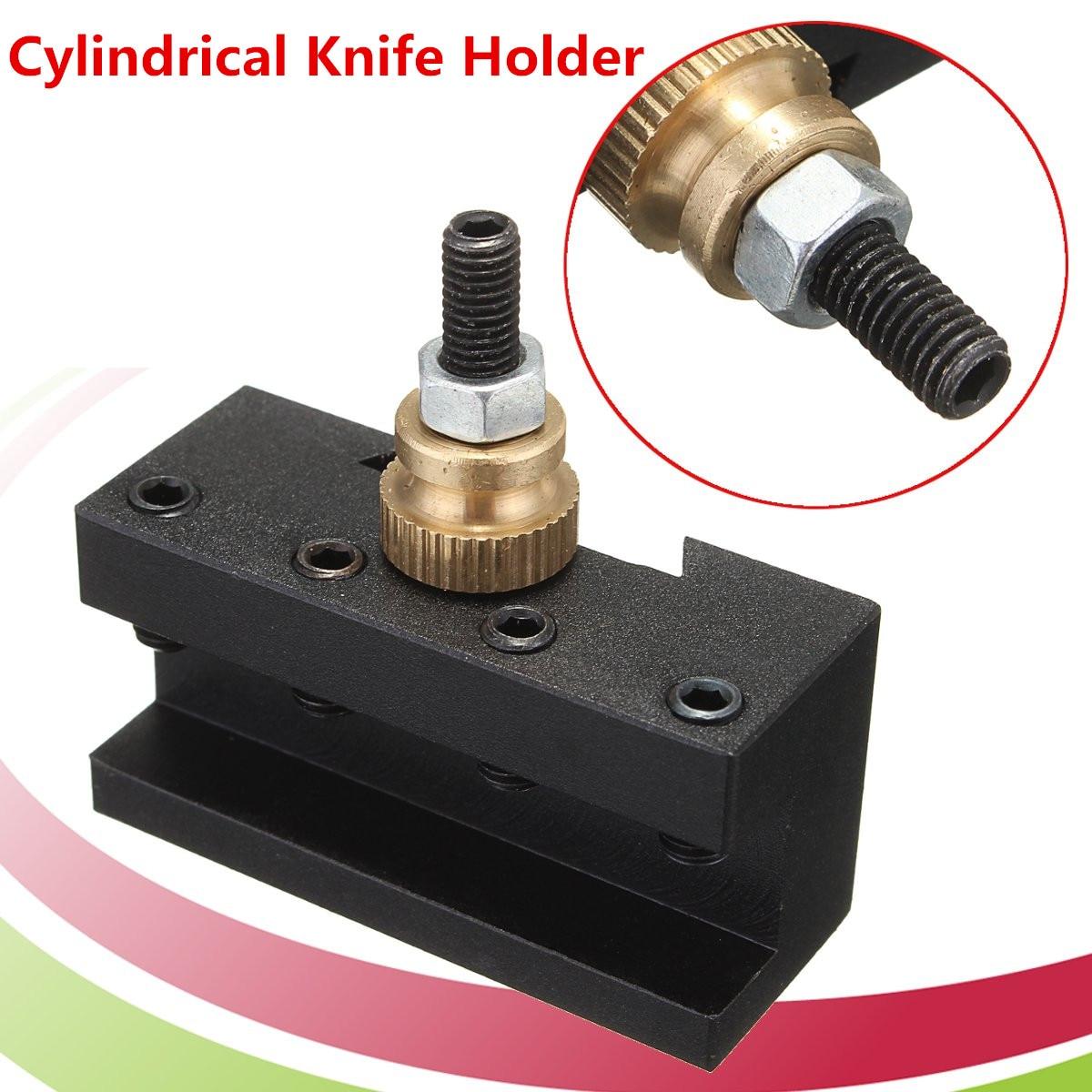 1//4-1//2 Lathe Quick Change Post Facing Milling Turning Tools Holder Set Kit