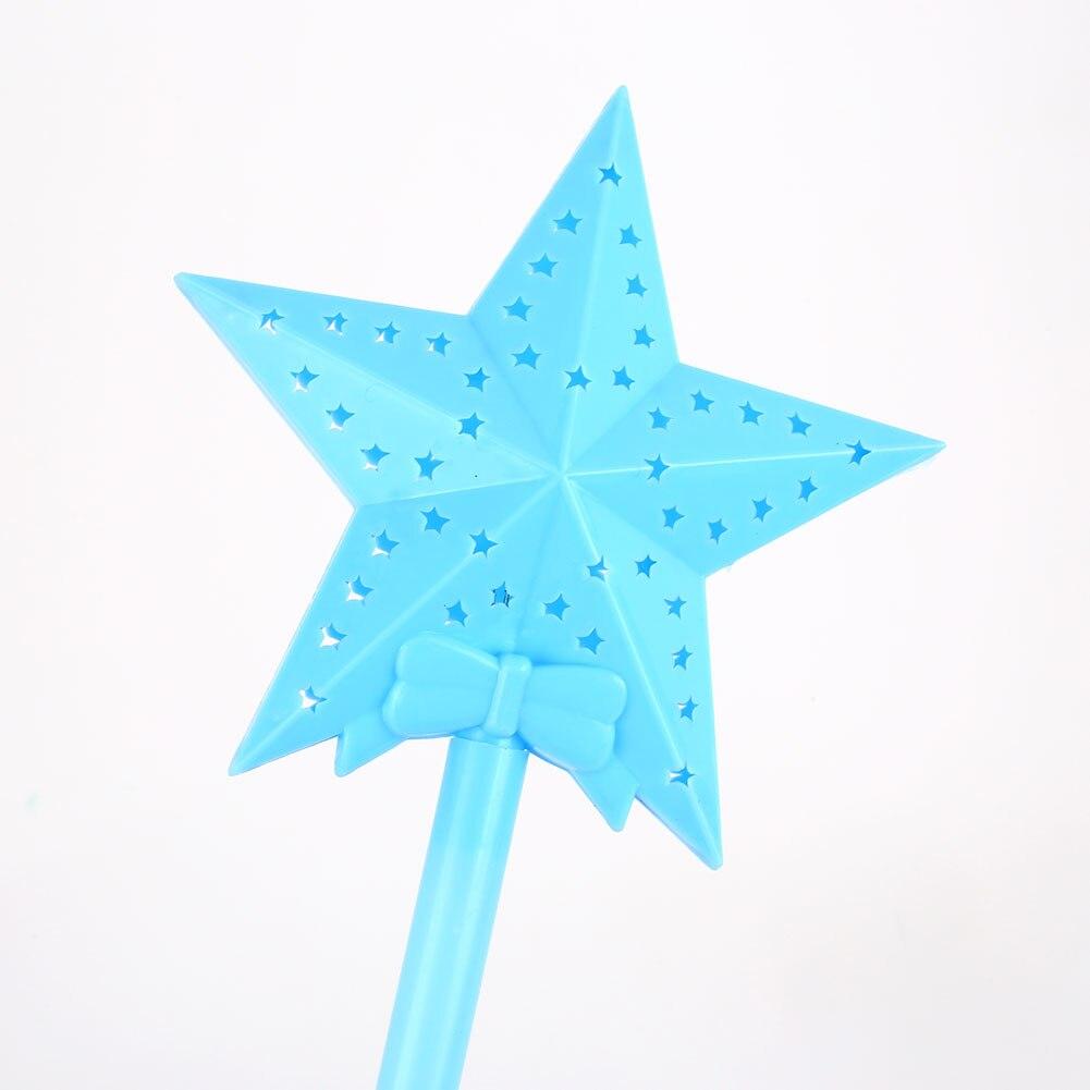 Модная светящаяся палочка красивые удобные рождественские принадлежности светящийся смешной пластик