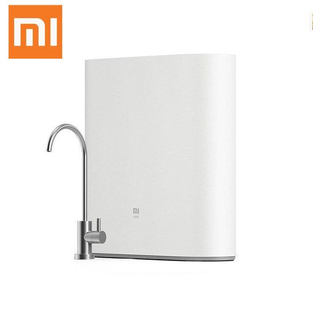 Xiaomi Original Mijia Water Purifier 220V 72W Home Kitchen Direct Drink Machine Kitchen Type Activated Carbon RO Membrane