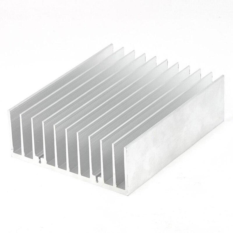 120mm x 45mm x 150mm Heatsink Heat Dissipation Aluminium Cooling Fin Computer Connectors