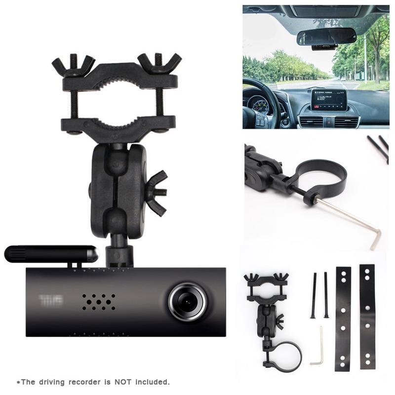 Car Bracket Car Rearview Mirror Driving Recorder Bracket Holder For Xiaomi DVR 70 Minutes Wifi Cam Mount