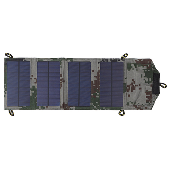 7W Solar Charger Power Bank