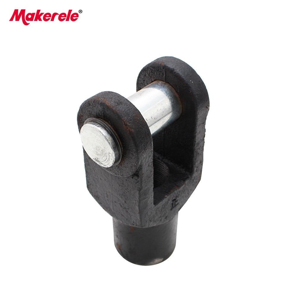 Filetage pneumatique M36x2mm de tige de cylindre de Joint de Y de chape de Piston de Y-200 pour le matériel mécanique de cylindre d'alésage