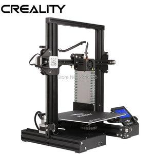 Image 3 - Ender 3 Creality 3D printer V slot prusa I3 Kit Hervatten Stroomuitval Printer 3D DIY KIT 110C voor Broeinest