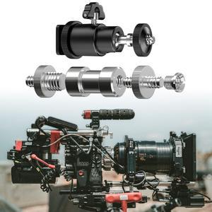 Image 4 - Camera Screw, 21 Pcs 1/4 Inch 3/8 Inch Converter Threaded Screws 1/4inch Hot Shoe Adapter Mount Camera Ball Head Set Camera/Tr