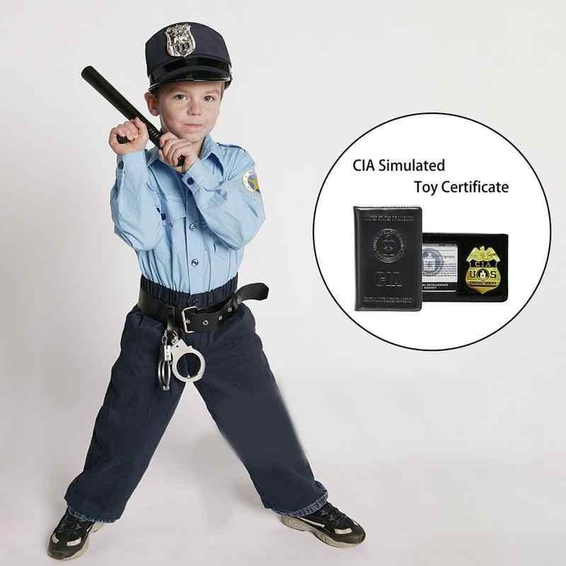 Cosplay Support De Badge Cartes D Identité De Police Dean Sam Winchester Fbi Nouveauté Accessoires De Jeu De Rôle Aliexpress