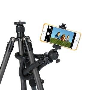 Image 2 - Ulanzi MT 04 295mm ミニ携帯電話柔軟なタコ Protable のデスクトップ Iphone 4 用三脚 7 huawei 社移動プロカメラ