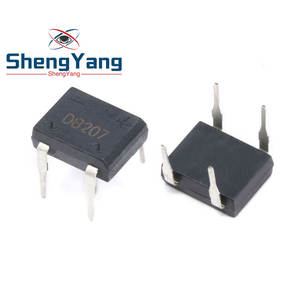 Rectifier Diode Bridge DB207 2A 1000V DIP-4 10pcs/Lot Electronic-Components