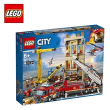 Конструктор LEGO City Fire 60216 Центральная пожарная станция