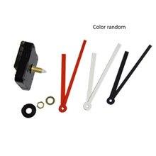 Parts Tool Set Wall Clock Black Quartz Movement Mechanism Repair Replacement Motor Kit