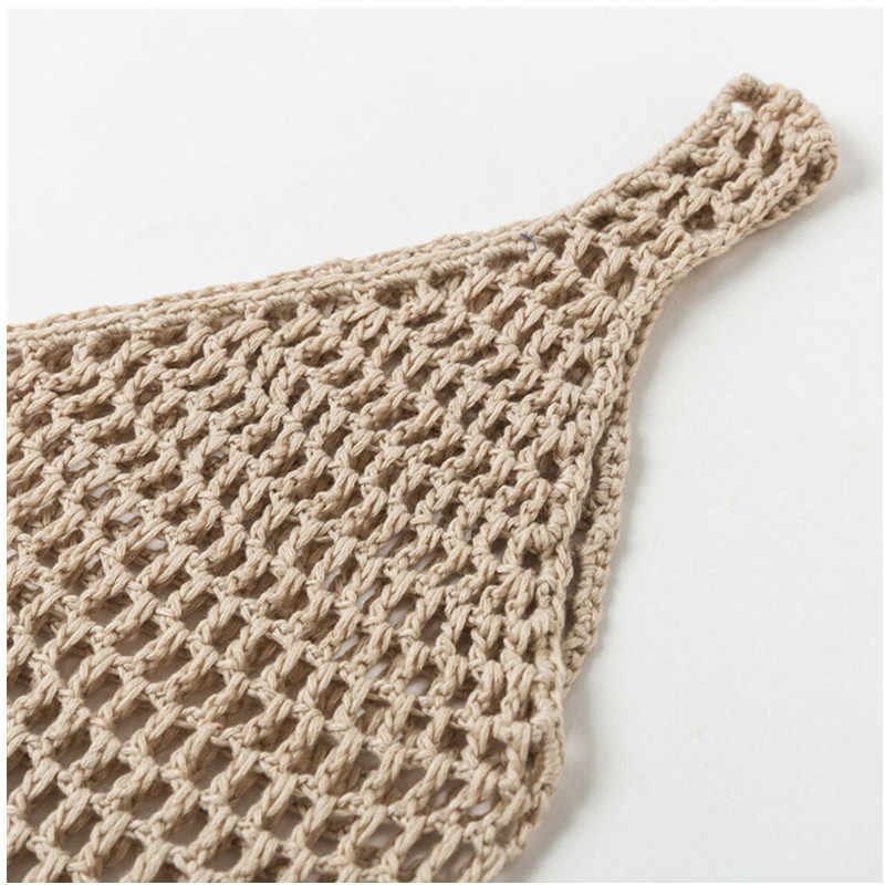 Detail Feedback Questions About Summer Women Sexy V Neck Crochet