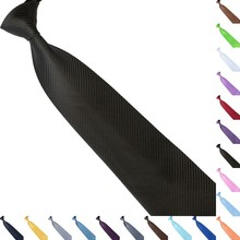 Solid Mens Striped Business Tie  Classic Ties for Men Fashion Casual Neck 10cm Wide Groom For Party Hot