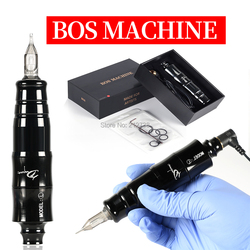 Machine à tatouer professionnelle en alliage d'aluminium, stylo rotatif, Shader pour cartouche d'aiguille, fourniture de corps, sourcils, outils d'art, équipement