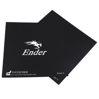 3D Printer Accessories 235x235mm Hot Bed Platform Sticker Adapted For Ender-2/Ender-3