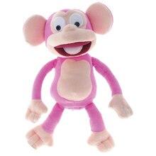 Интерактивная игрушка IMC Toys Обезьянка Fufris, розовая