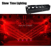 New arrival DJ Laser moving head 6 eyes red green blue laser system show Projector Stage Effect Lighting for Disco Xmas Party laser head d ne830 page 6