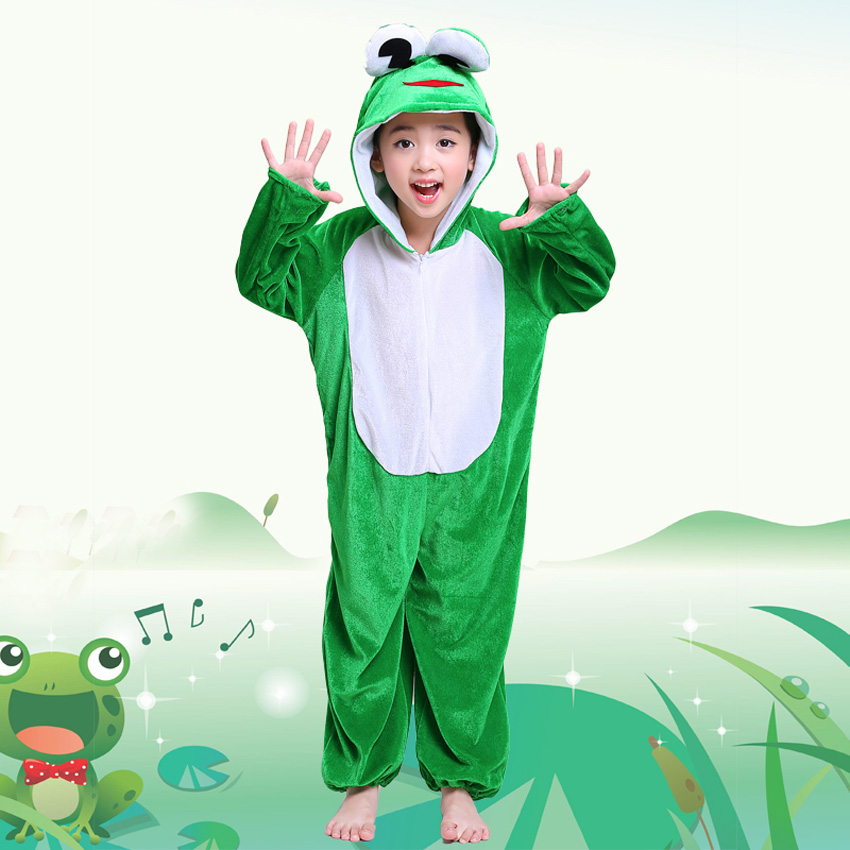 Kindergarten Performance Stage Animal Teamwear Rabbit Mouse Dinosaurs Children Costumes 12styles Cartoon Anime Jumpsuit