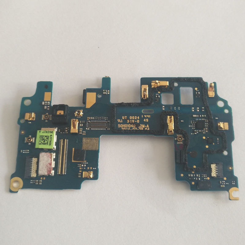 Azqqlbw Original For Htc One M8et M8 Eye Mainboard Motherboard Fpc Connector Main Flex Cable For