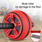 ①  No Noise Брюшной Колесо Ab Roller Тренер Фитнес-Оборудование Тренажерный Зал Упражнения Мужчины Боди ★