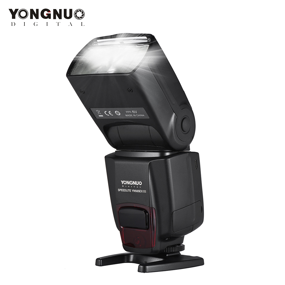 YONGNUO YN565EX III Wireless TTL Slave Flash Speedlite for Canon DSLR Camera Speedlite GN58 High Speed