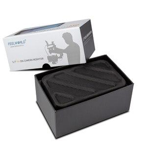 Image 5 - Feelworld ポータブルハンドバッグ F5 FW568 F570 F6 フィールドカメラモニターブラック写真機器用のキャリングケースモニター