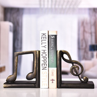 Hollow Decorative Adjustable Book Bookends Book Ends Shelf Holder Stand for Student Man Woman School Office Home