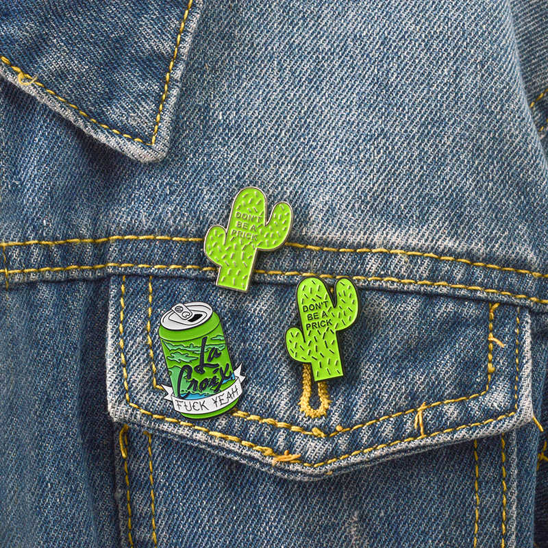 Fashion Leuke pins collection Broche Dier Fruit Luiaard Dinosaurus Kat Citroen Perzik Cactus Camping Kawaii Broches Revers pin