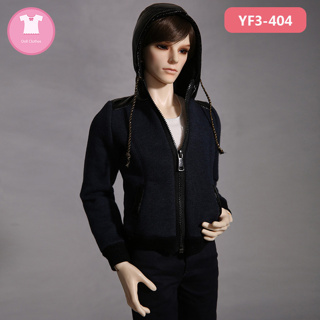 Free shipping BJD Clothes 1/3 BJD SD Men's business attire boy Doll Clothes Accessories OUENEIFS