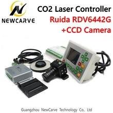 Ruida rdv6442g ccd визуальный co2 лазерный контроллер система