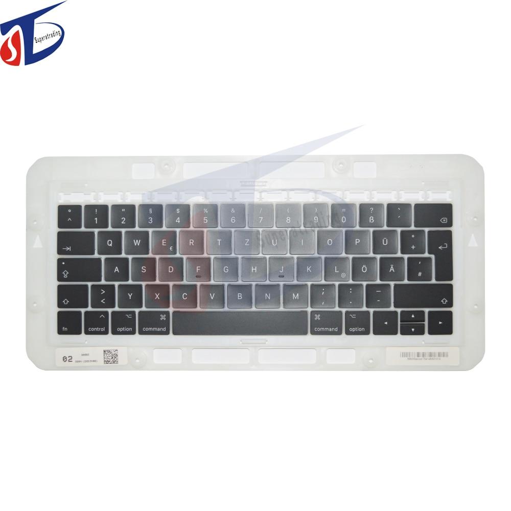 New for font b Macbook b font Pro Retina 13 15 A1706 A1707 DE German Germany