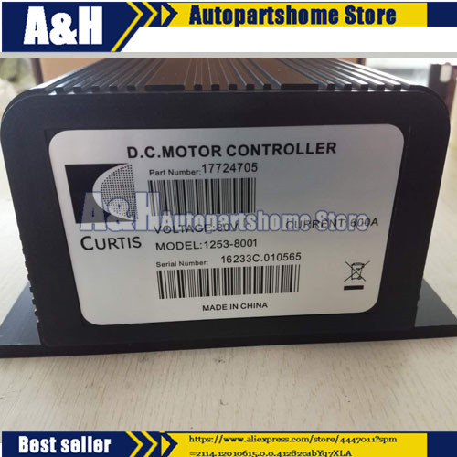 FOR CURTIS PMC 1253-8001 48V/80V 600A DC SERIES MOTOR CONTROLLERS