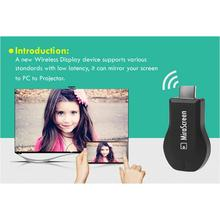 2020 Hot Sale Miracast HDMI WIFI Display DONGLE Airplay Rece
