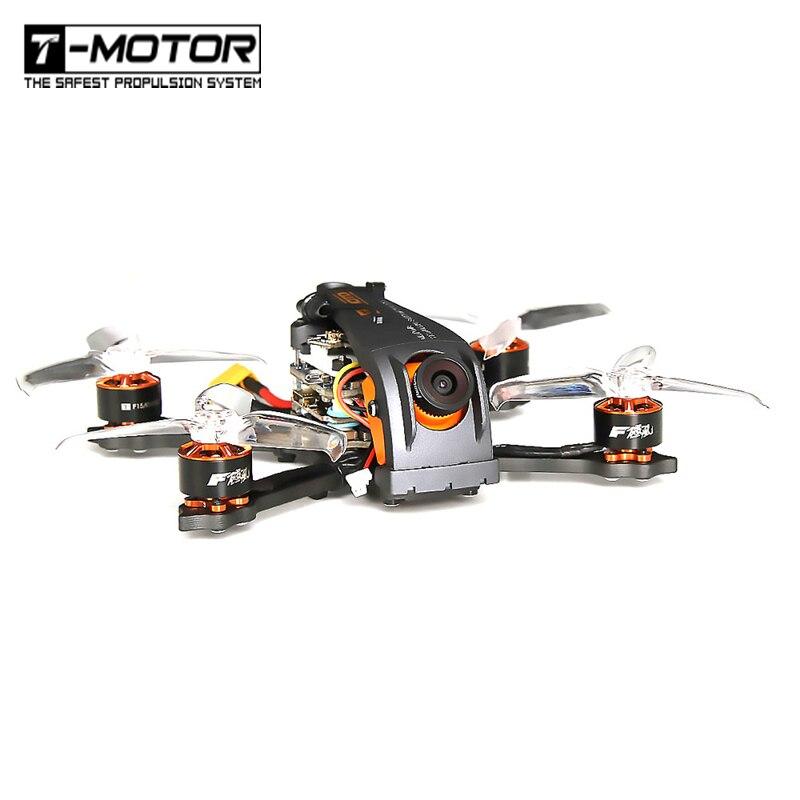 T-Moteur TM-2419 HD Édition 2 pouce 4S RC FPV Racing Drone Modèles Quadcopter PNP RunCam Split Mini 2 TX200 F4 OSD Multicopter Jouets