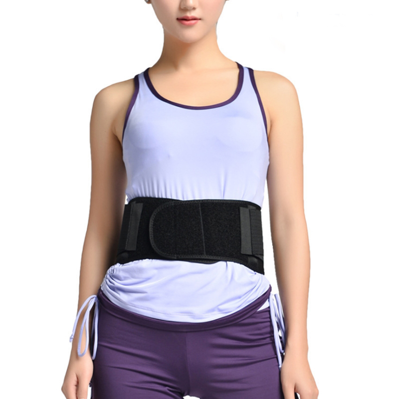 Магниты защищают корсет для похудения облегчение боли пояс поддержки Регулируемый Поясничный Бандаж позвоночника корректор осанки спины