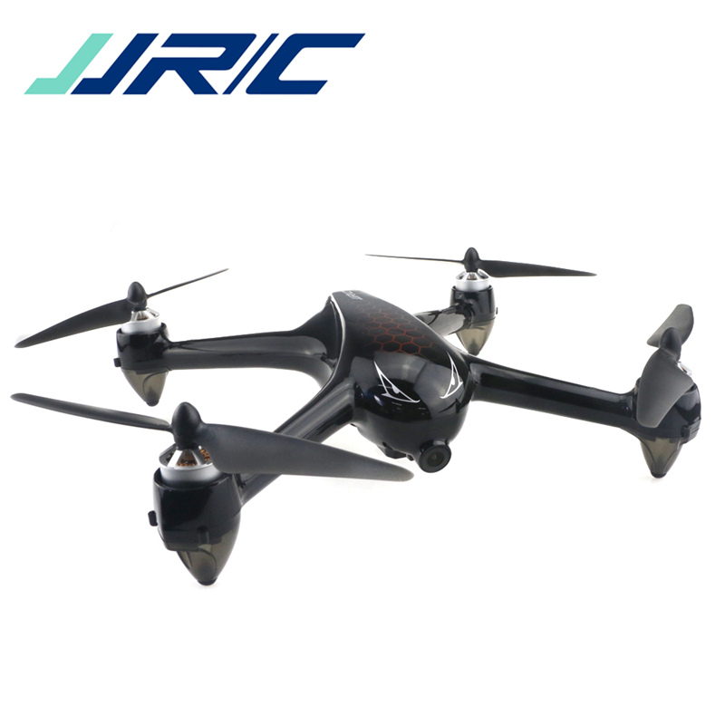 Jjrc x8 gps 5g wifi 6 axis giroscópio fpv com 1080 p hd câmera altitude hold modo brushless rc drone quadcopter rtf luzes led - 2