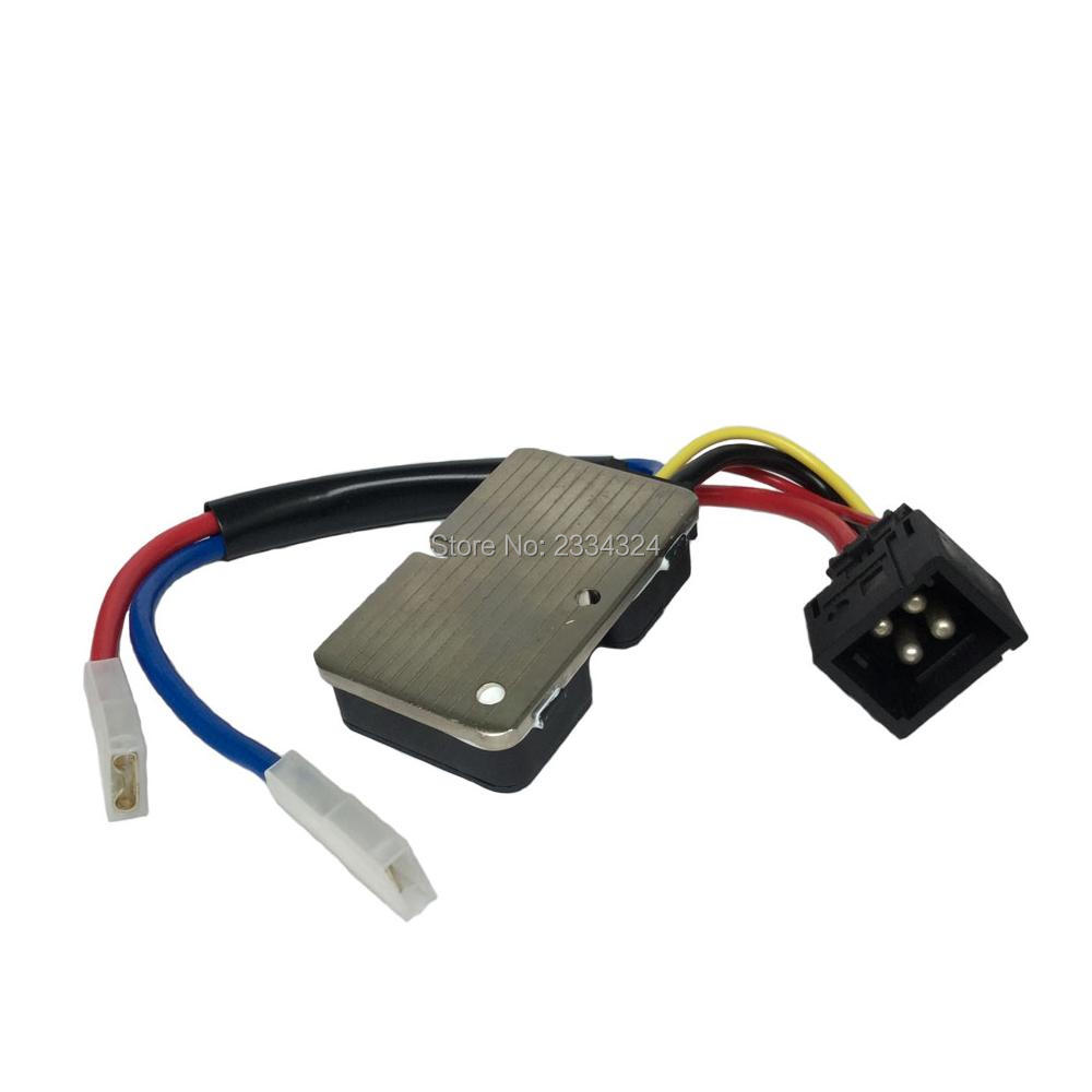 Blower Regulator Motor Resistor For <font><b>Mercedes</b></font> Benz S320 S350D S500 S600 300SE/SD CL500 CL600 400 600SEL/SE 9140010099 A1408218451 image