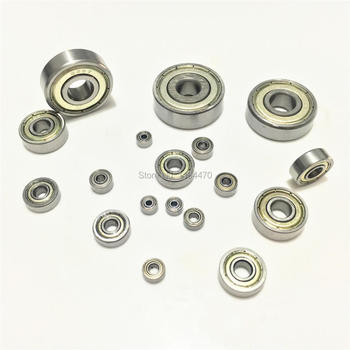 1-10pcs 6800ZZ 6801ZZ 6802ZZ 6803ZZ 6804ZZ 6805ZZ 2Z ZZ Deep Groove Ball Bearing Metal Shielded image