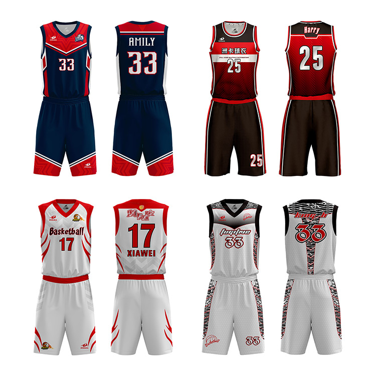 Sublimation custom basketball jerseys set,wholesale price high school basketball jersey ,any color can be customized for team цена