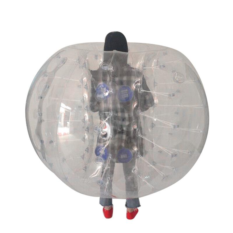1.5M PVC Air Inflation Touch Ball Transparent With White Most Fashionable Sport Events Kid Teenager And Adult Outdoor Games1.5M PVC Air Inflation Touch Ball Transparent With White Most Fashionable Sport Events Kid Teenager And Adult Outdoor Games