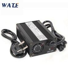 58,8 в 3 А литий-ионное зарядное устройство с вентилятором 58,8 в умное зарядное устройство для 51,8 в 52 в 14 с аккумулятор для электровелосипеда