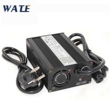 58.8V 3A Li ion Battery charger with fan 58.8V Smart charger Use for 51.8V 52V 14S electric bike battery pack