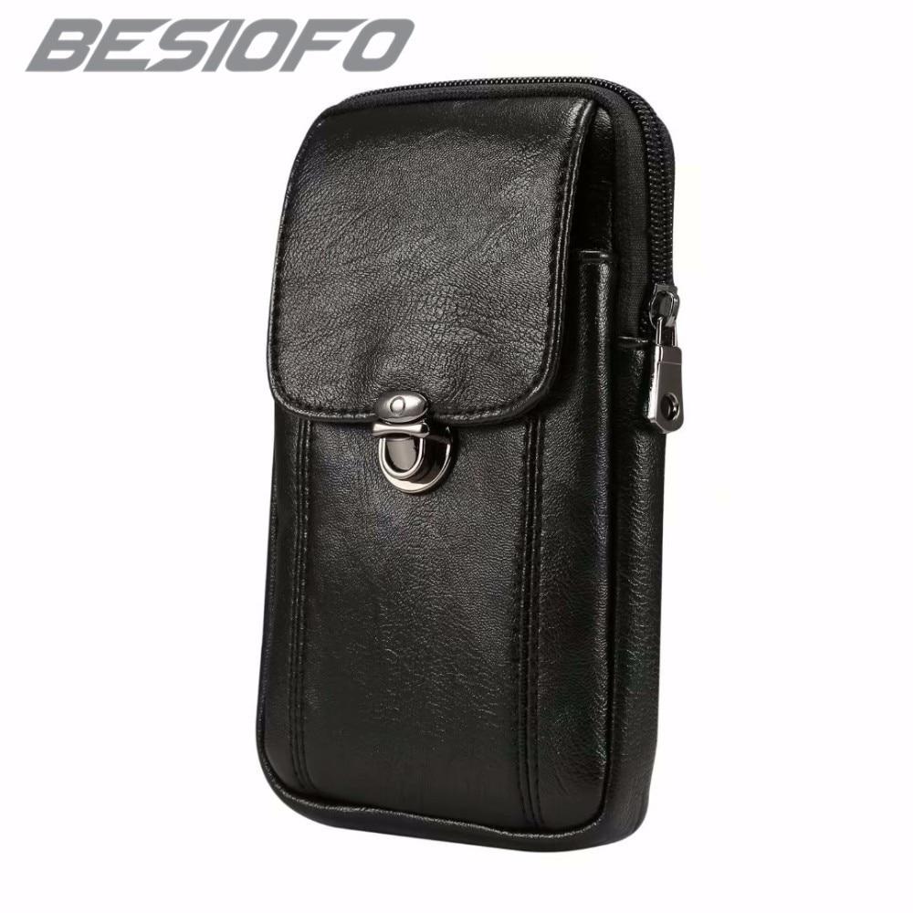 Sport Phone Case For Samsung Galaxy J2 J3 J4 J5 J6 J7 J8 2017 J9 With Belt Waist Holster Zipper Pouch Bag Double Pockets Cover