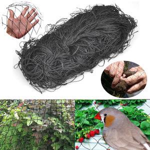 Image 2 - 뜨거운 7.5*15 m 플라스틱 안티 버드 그물 연못 그물 보호 작물 과일 나무 야채 꽃 정원 메쉬 해충 방제 보호