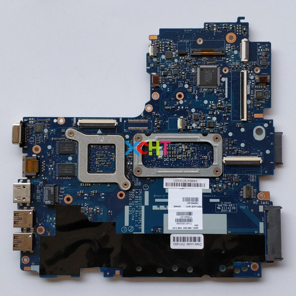 motherboard graphics 768068-001 768068-501 768068-601 w i3-4030U CPU w R5 M255 Graphics 1GB for HP ProBook 440 G2 Notebook PC Motherboard Tested (2)