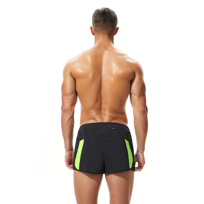 Summer Beach   Shorts   Men Swimming Trunks Fast Dry Men Sport Running Hybrid Home   Shorts   With Liner Men's   Board     Shorts