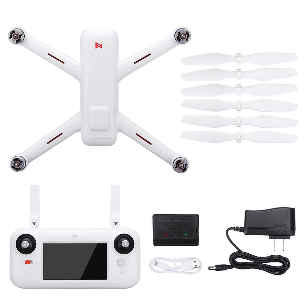 InStock Xiaomi FIMI A3 5.8G GPS Zangão 1KM 25 Minutos Com 2-eixo Cardan FPV 1080P câmera RC Quadcopter RTF Siga-me