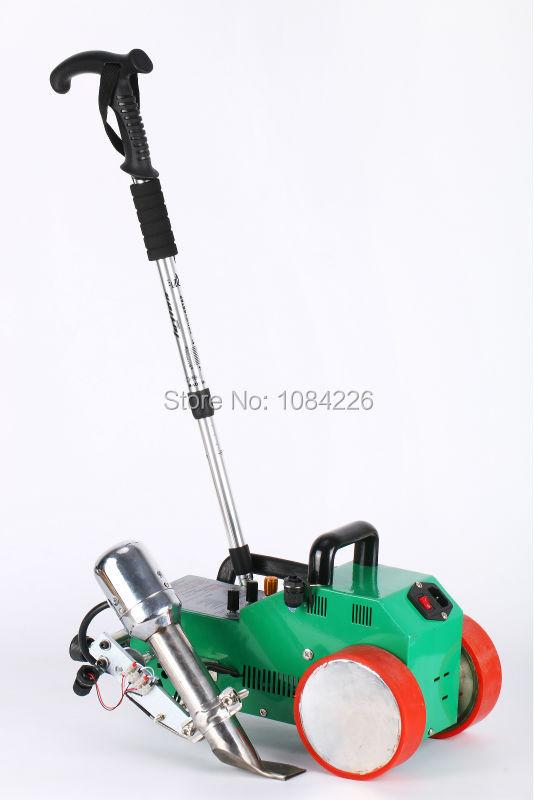 1600 w de alta freqüência portátil banner flex soldador/máquina de soldadura