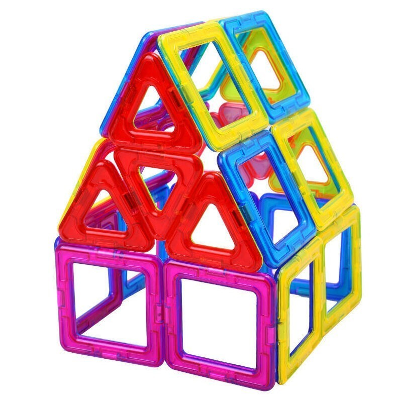 Regular Large Magnet Magnetic Construction Toys Educational Toys For Children Gift in Blocks from Toys Hobbies