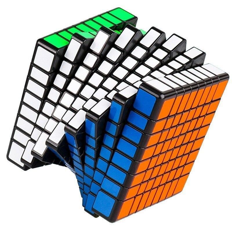 Moyu Mf8 8x8x8 Cube Cube 8 couches 8x8 vitesse Puzzle Cube forme distorsion jouet éducatif jeu jouets éducatifs pour enfants