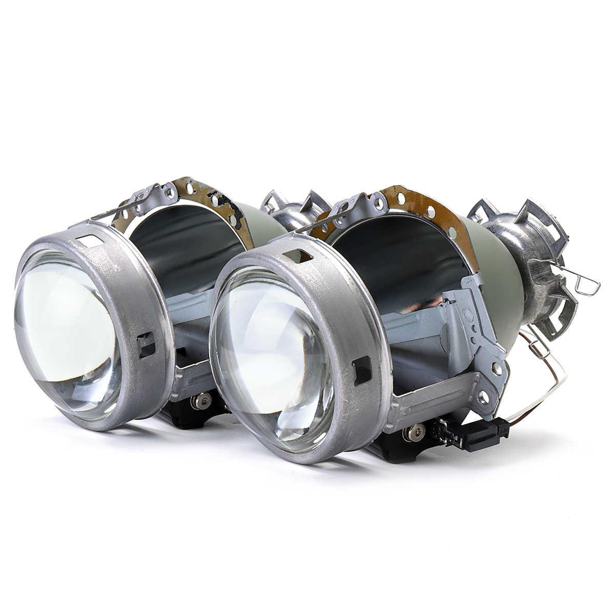 2 шт./лот 3,0 дюйм(ов) E55 D2H/D2S фары автомобиля Биксеноновая проектор линзы замена лампы Kit